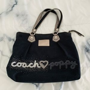 Coach Purse from the Poppy Collection